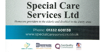 Special Care Services Ltd logo
