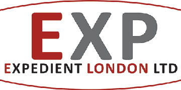 Expedient london logo