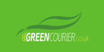 Green Courier logo