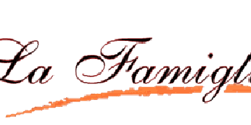 LA FAMIGLIA - HALE is looking for waiting staff with enthusiasm,passion and personality