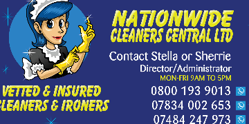 £10-£11 PH CASH PAID DOMESTIC CLEANER/CLEANING JOBS AVAILABLE NOW MARKET HARBOROUGH
