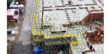 Part 2 Scaffolders (With LAYHER cross over) Required Kent, Herts & Essex