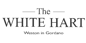 The White Hart logo