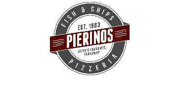 pizza kebab chef required Pierinos leith