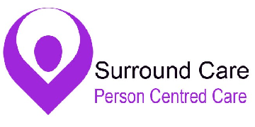 Surround Care logo