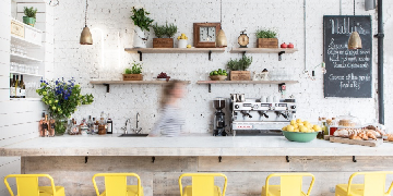 General Manager at independent cafe-restaurant; SW London; great team & mostly daytime only