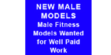 Athletic Male Fitness Model for Photo Shoot