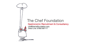 The Chef Foundation logo