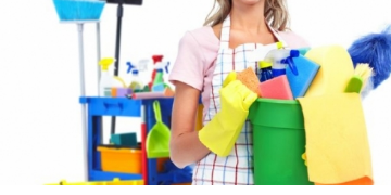 Cleaning job part time Buckhurst Hill areas: private houses domestic cleaner work