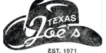 Anglo Texan Holdings Limited T/A Texas Joe's