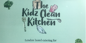 Children's catering cook