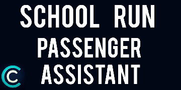 Passenger Assistant Jobs - Part Time / Immediate Start