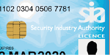 MULTIPLE SIA GUARDS NEEDED ASAP FOR SITE IN HOUNSLOW (WEEKLY BANK TRANSFER)