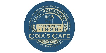 The Firm of Coia's Cafe Ltd logo
