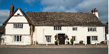 The White Hart At Fyfield logo