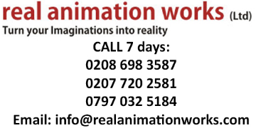 Real Animation Works