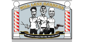 Mill Lane Barbers logo
