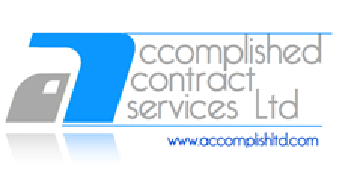Accomplished Contract Services Ltd logo