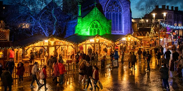 Cardiff Christmas Market Catering/Bar/Waiters