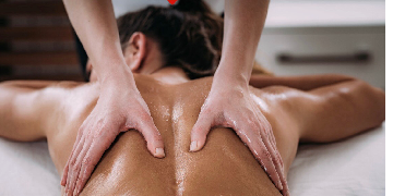 Thai massages and deep tissue massage