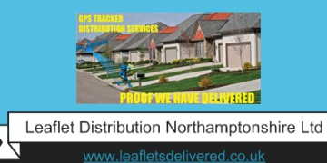 CASH PAID LEAFLET DISTRIBUTOR REQUIRED WELLINGBOROUGH AREA