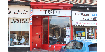 TONY MANN'S BARBER SHOP IS HIRING STAFF NOW