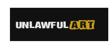 Unlawful Art logo