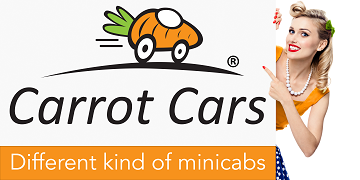 Carrot Cars logo