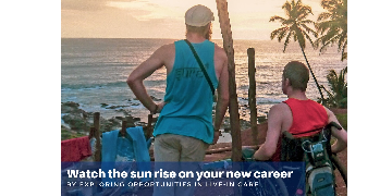 Take your Career in a Different Direction. Start on £770pw