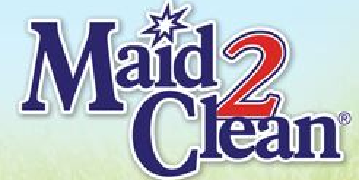 Maid 2 Clean Fareham logo