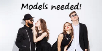Models needed for shooting (fashion)