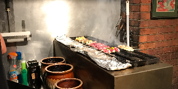 Grill Assistant required Traditional Japanese restaurant