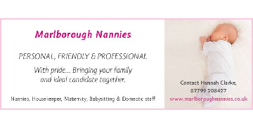 LIVE IN / LIVE OUT MOTHER'S HELP REQUIRED IN COOMBE NR ENFORD, WILTSHIRE