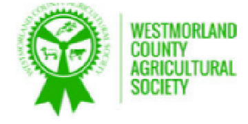 WESTMORLAND COUNTY AGRICULTURAL SOCIETY LTD logo