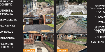Experience landscaper and driveways installer needed start straight away