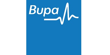 BUPA - Recruitment logo