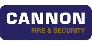 Cannon Fire & Security logo