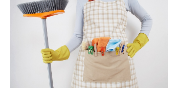 Cleaner job part time Enfield + Chingford areas: private houses domestic cleaning work