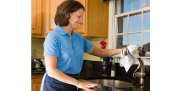 cleaning homes jobs
