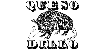 The Queso Dillo logo
