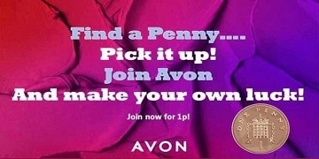 AVON ARE RECRUITING - EARN TODAY!
