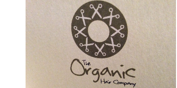The Organic Hair Company logo