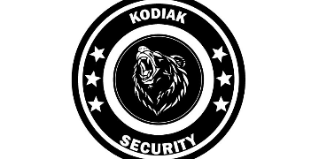 Kodiak Guarding Ltd . logo