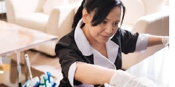 Asian Housekeeper Wanted