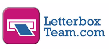 The Letterbox Team, specialising in distribution throughout the UK. logo