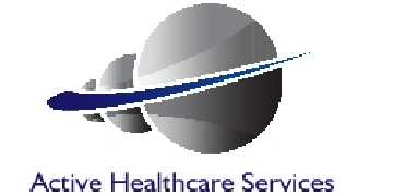 Active Healthcare Services logo