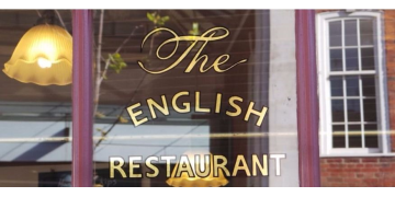 Market Coffee House Limited T/A The English Restaurant logo