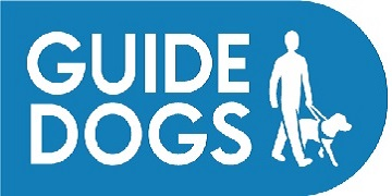 Guide Dogs For The Blind - Street logo