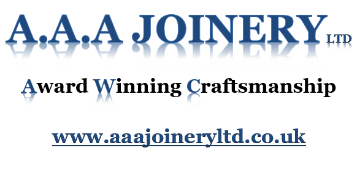 AAA JOINERY LTD logo