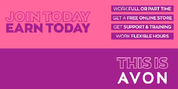 AVON IS HIRING - FULL AND PART TIME - IMMEDIATE START - WORK FROM HOME